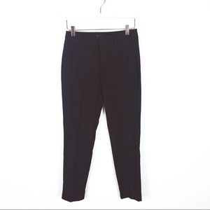 Zara | black Swiss dot skinny pant size 4